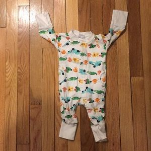 Polarn O Pyret jungle animals outfit